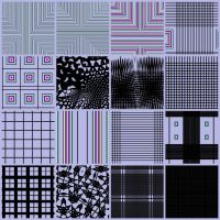 Ducky Grids and things 2 by GrannyOgg