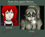 Draw this again! by Zorch-man