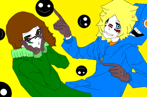 Hannah and Cheyenne:Matryoshka Pic 2 by ArtistGirl147