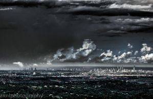 Not such a gold coast by AXNLphotography