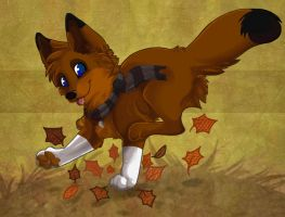 Fall Is In The Air by Lost-Wolf-Soul