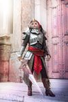 Knight-Commander Meredith Stannard - Dragon Age 2 by FantasticLeo