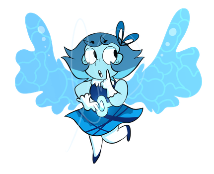 Aquamarine Adopt Auction (Points only) by Snowflakebottles