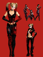Harley poses pack DL by xxXMKXxx