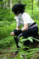 Sasuke uchiha Cosplay by Kira015