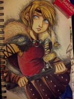 Astrid Hofferson by Millie-Rose13