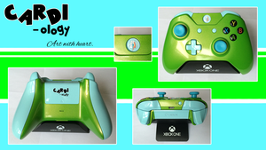 My Personal Customized Controller by CARDI-ology