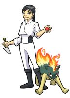 Chef May wants to battle! by Video320