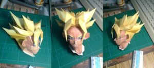 Trunks SSJ WIP by totya0108