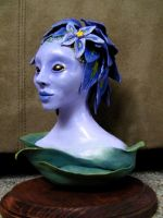 Water Hyacinth 3 by TheAmused