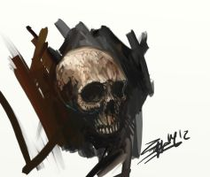 Skull by zoppy