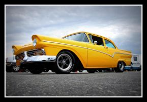 57 Ford by pjs1998