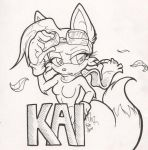 Gift Kai by KissTheThunder