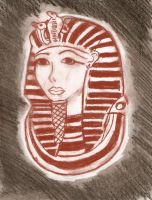 egyptian pharaoh by gaara-lover-9