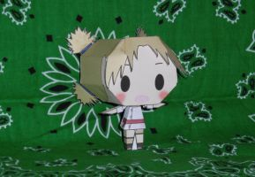 Temari Papercraft by HaoLRed