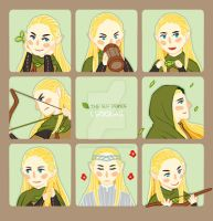 Legolas Greenleaf by navy-locked