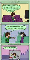 A comic about it by Mythical-Human