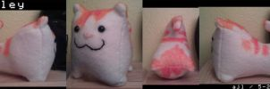 Ackley Plush by TheNoTalentLoser