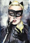 Commision: Catwoman by Ines92