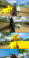 Lucian's Vacation - Part 6 by ZarelTheWindDragon