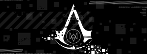 Assassin's Creed: Watch Dogs by ceekaysickART