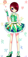 Blossom Academy - Spring Petal Coord by MidnightFlamePie