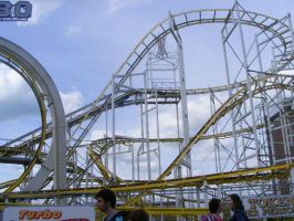 other part of turbo coaster by orcalover165
