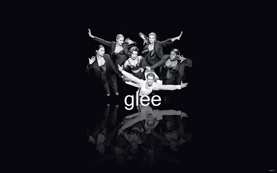 Glee vogue by Natysnat