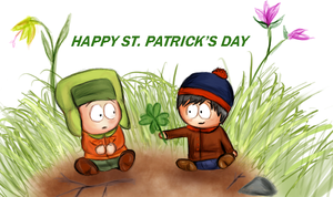 :SP: Happy St. Pattys day by XToxicityX