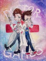doctor games by DeZzibELl