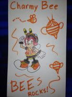 Charmy Bee by airbornewife71