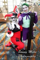 Joker Jr. and Harley Quinn 3 by Lady-Ha-ha