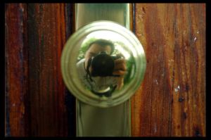 Doorknob by phq