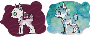Adopts - Closed by ThePirateDragon