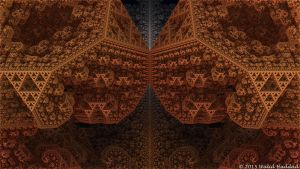 Fractal 3D 162 by whaddad