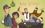 Happy Holidays from The UnderGRADS! by UGPeteWilliams
