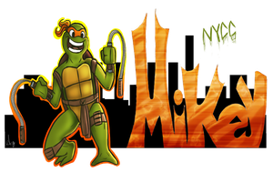 mIKEY by Creativepup702