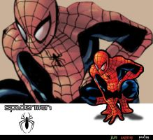spiderman by paolog