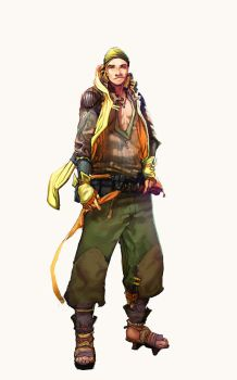LC Character 2 by -seed-
