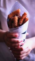 Churros by munchinees