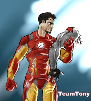TeamTony by Sktchman