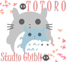 Totoro Group by remsellec