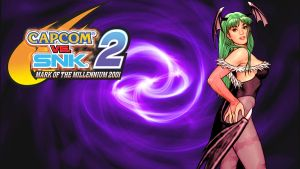 CVS2 Morrigan PS3 Wallpaper 2 by WhiteAngel50000