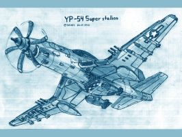 YP-54 Superstallion by TheXHS