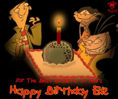 Happy Birthday Ed, Edd n Eddy by TheEdMinistrator765
