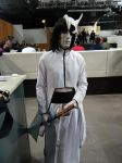 Ulquiorra (Bleach) - Mantova Comics 2014 by Groucho91