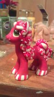 peppermint pony by ColleensCritters