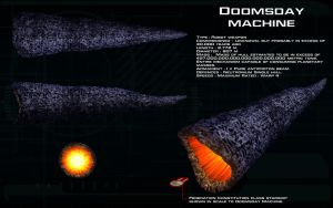Doomsday Machine ortho by unusualsuspex