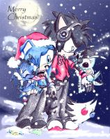Merry Christmas by Renchee