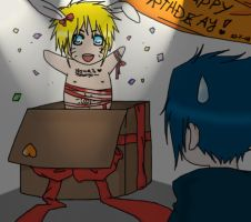 Happy Birthday Sasuke -2008- by SasuNaru033